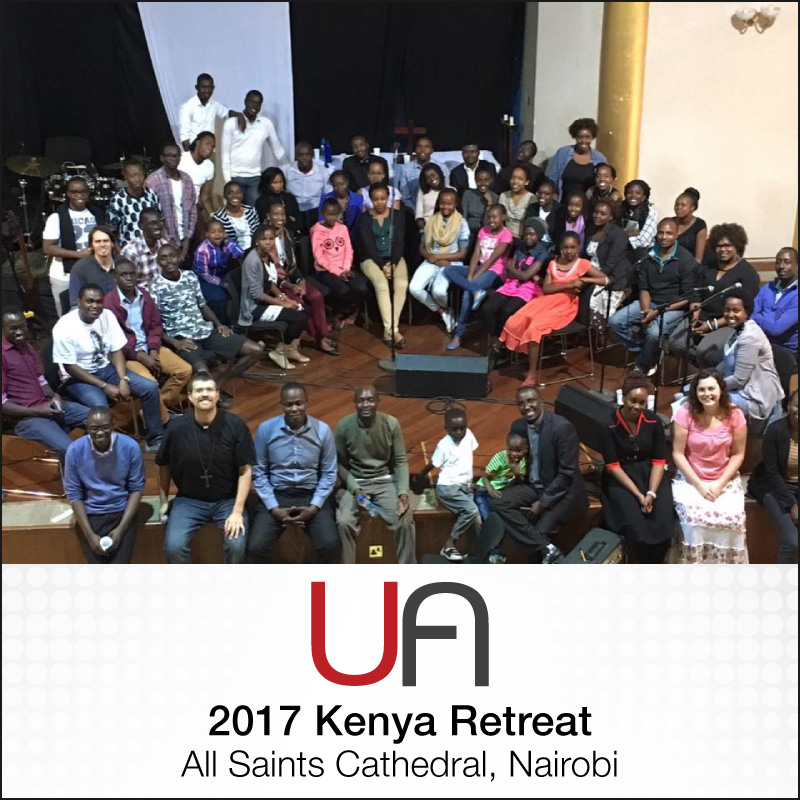 What God is Doing Through UA in Africa