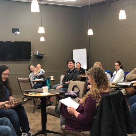 What is a Weekend UA Songwriting Retreat?