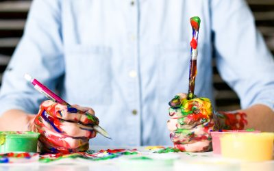What On Earth Is an Online Creative Session?