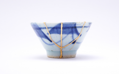 Kintsugi People in a Fractured World