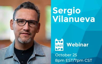 Webinar with Sergio Villanueva